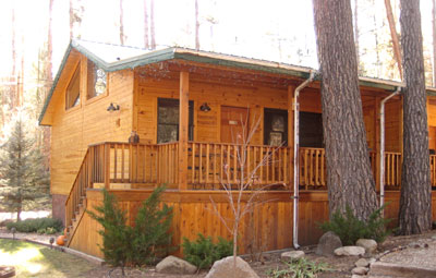 Ruidoso, NM Cabin Rental